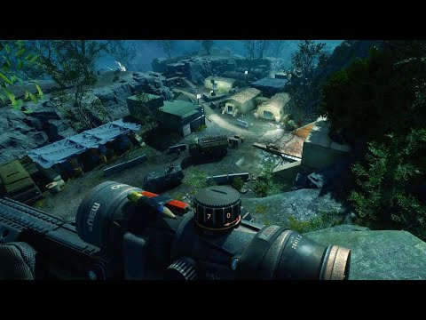 Sniper Ghost Warrior 3: The Sabotage - Set the Stage - Challenge Mode |
