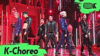 K-choreo 8k  엑소 직캠 'obsession'  Exo Choreography  L @musicbank 191206