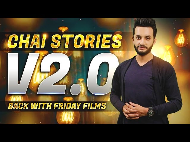 Chai Stories Version 2.0 | Back with Friday To Friday Films | Promo 2