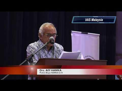 Seminar Pemikiran HAMKA by Drs. Afif HAMKA (putra HAMKA ke-9)