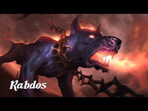Rabdos: The Demon Hound [Testament of Solomon] (Angels & Demons Explained)