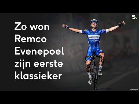 Remco Evenepoel wint de Clasica San Sebastian