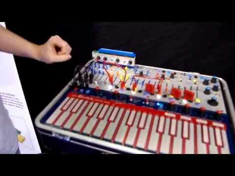 Buchla Music Easel Expansion Card