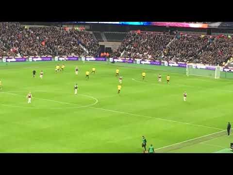 West Ham v Watford highlights 10th February 2018