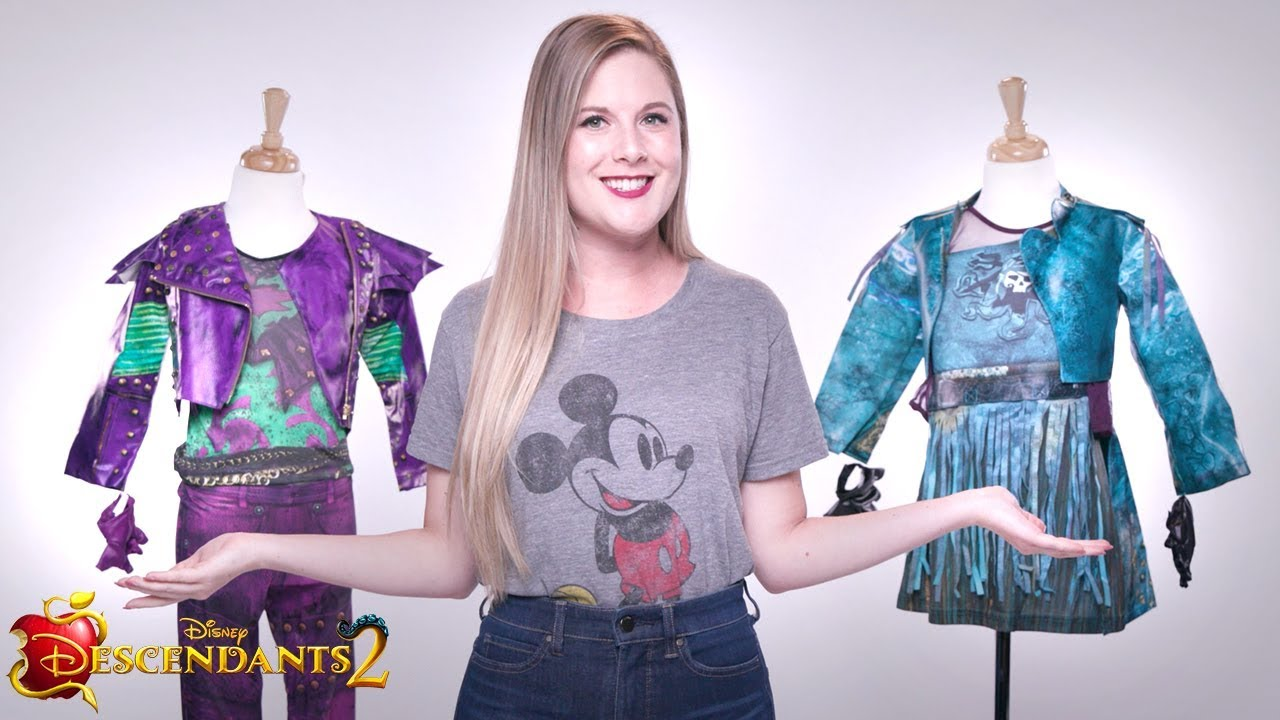 Mal and Uma Costumes | Unboxing | Disney Descendants