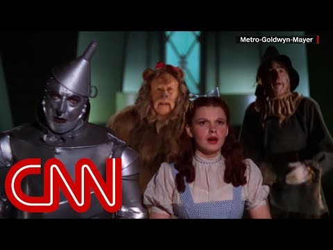 Trump's Video Compared To 'Wizard Of Oz'