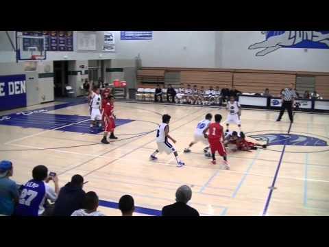 Boys JV Basketball - Cathedral City vs Desert Mirage - 12.11.12