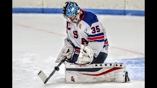 Scouting Reports on Six 2019 Draft Eligible Goaltenders