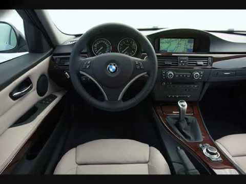 2009 BMW 3 Series Facelift Pics - YouTube