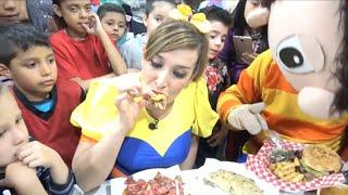 A Cenar a los Tacos T. Popo - El Show de Bely y Beto