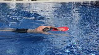 4 Урок Разучивание гребка в плавании кролем на груди