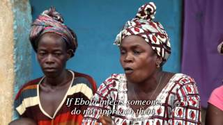 Ebola Response Video - Guinea (English) [Produced by OSIWA]