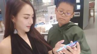 Jomblo jangan iri!! bocah 10 tahun ini kencan dengan model can…