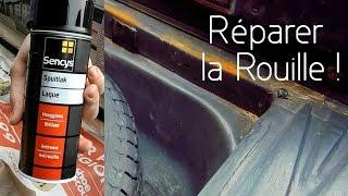 Comment Réparer la ROUILLE Superficielle! RAPIDE!!