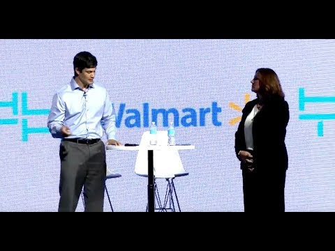 General Session: Lisa Woods and Marcus Osborne, Walmart ...