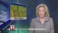 New Lake Park Mayor