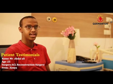 International patient testimonial Mr Abdul Ali from kenya