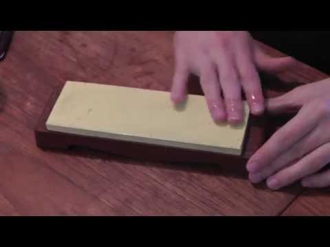 How to Sharpen (Hone) a Straight Razor