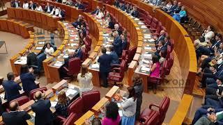 Arranca la X Legislatura de las Cortes de CyL