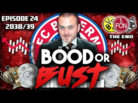 FM17 - Bayern Bood or Bust EP24 - Bayern Munich - Football Manager 2017