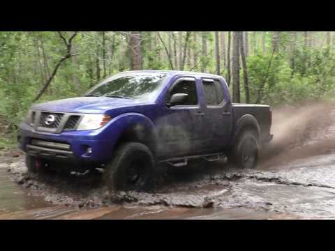 Compilation Off Road In Florida, Nissan Frontier Truck