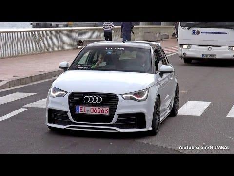Audi A1 Quattro MTM 410HP - Lovely Sounds!