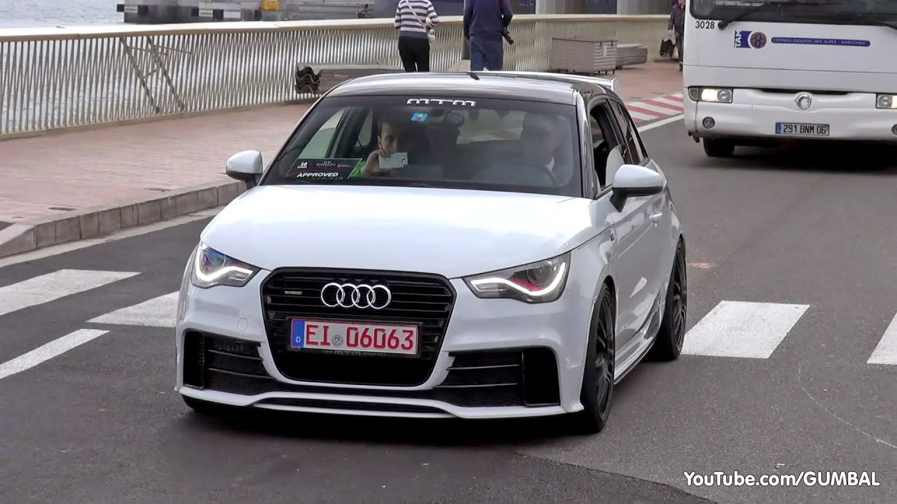 audi a1 quattro mtm 410hp lovely sounds youtube. Black Bedroom Furniture Sets. Home Design Ideas