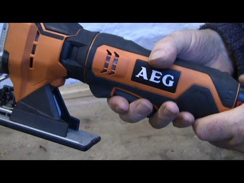 The Mighty Jigsaw - a versatile woodworking tool
