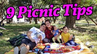 9 Picnic Tips #JolinaNetwork