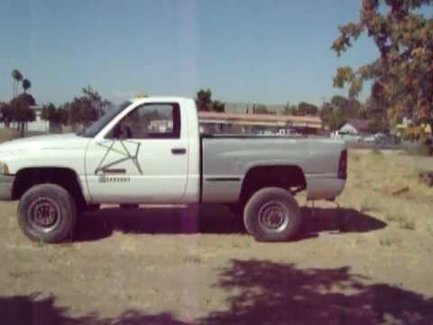 Single Cab Diesel For Sale >> 1999 dodge ram 4x4 reg cab short bed cummins for sale - YouTube