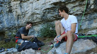 Road to Tokyo #32: Climbing with Stefano Ghisolfi