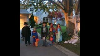 Fallvlog -  библиотеки Торонто, Halloween