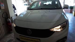 Fiat Egea Ön tampona sis farı montaj uygulaması