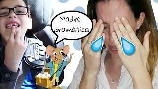¡Se le cae un diente a Fabián!+Show de mamá😭/ Talianne Aventuras en familia