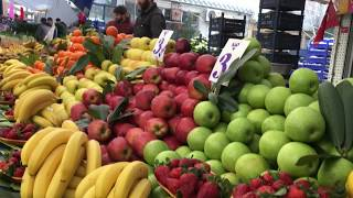 Istanbul Local Markets (Semt Pazarı)