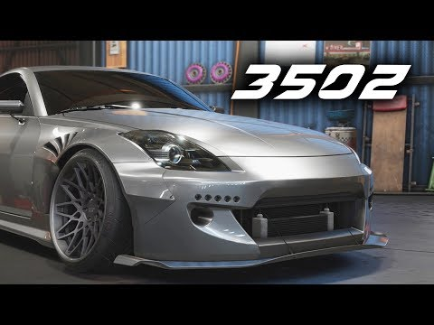 Thumbnail: Need for Speed Payback - 350z Customization - What I could do to my 350z