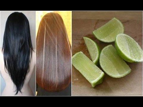 """1 quả chanh – 2 cách nhuộm tóc đen thành nâu hạt dẻ """"tẹt ga"""" mà không lo hư tổn"""