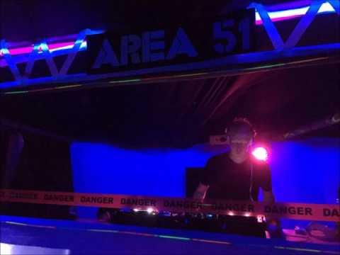 Area 51 Boracay Philippines Full Moon Party - deephouse mix - techhouse set