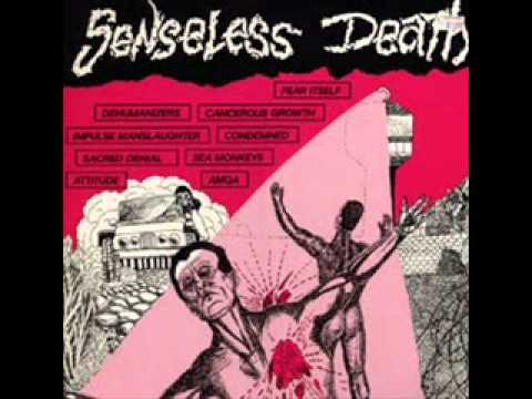 Senselessdeath - Satan sandals