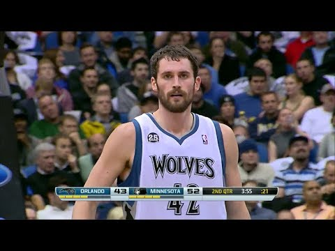 Kevin Love Full Highlights (Game-Tying 3-Pointer) vs Magic - 31 Points 17 Rebounds (2013.10.30)