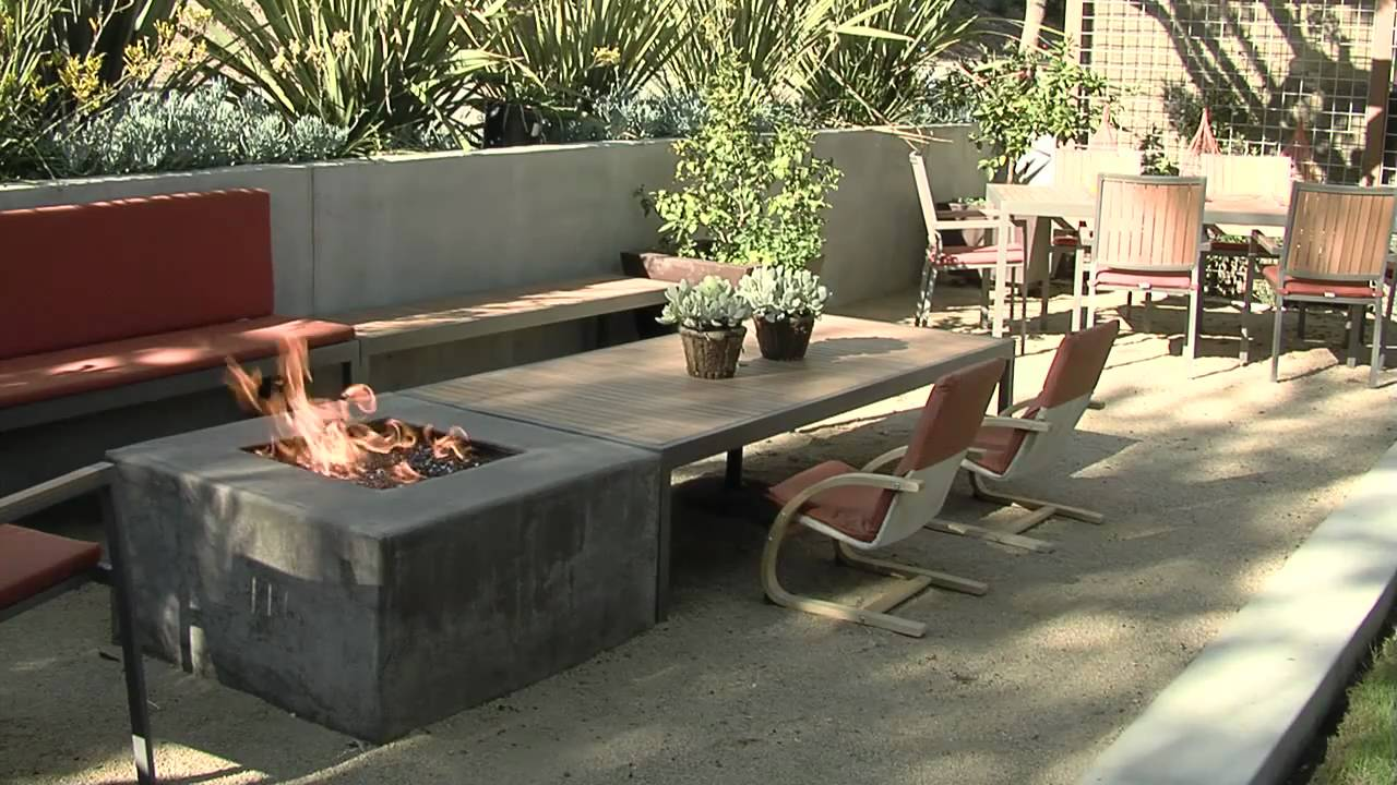 Modern Front Yard Remodel   YouTube