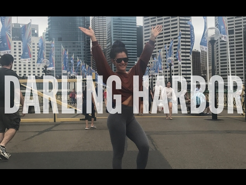A MUST SEE | DARLING HARBOR | AUSTRALIA VLOG 3