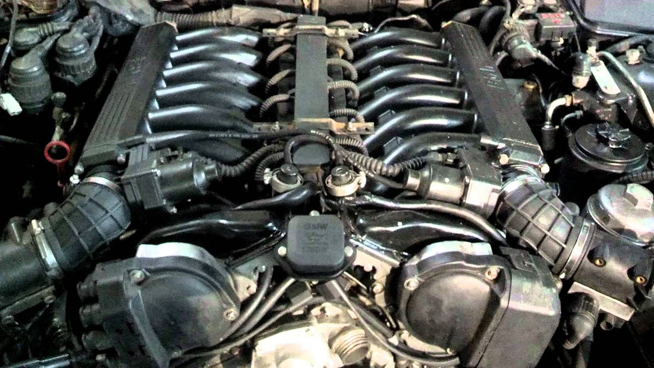 Bmw V12 Engine