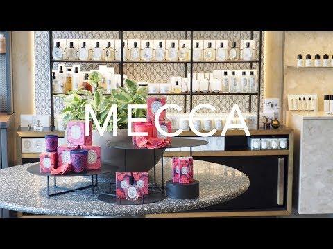 Beauty Tour: Mecca Cosmetica | Melbourne, Australia