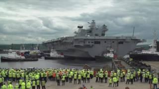 Flugzeugträger-Streit: Wer hat den Größeren? - Moskau sauer auf britischen Spott über Schiff