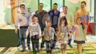 Mình Đi Đâu Thế Bố ơi OST bé Bờm, bé Suti, bé Bo, bé Tê giác và các ông bố