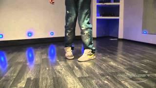 Олег Абышев - урок 3: обучение c walk по видео урокам