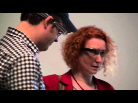 Google Glass Session Videocamp Düsseldorf 2014 Sascha Pallenberg