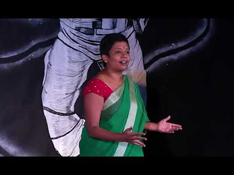 Changing lives with drama therapy  | Maitri Gopalakrishna | TEDxPESITBSC