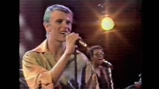 David Bowie - What In The World - live Musikladen 1978 (rare colour outtake)